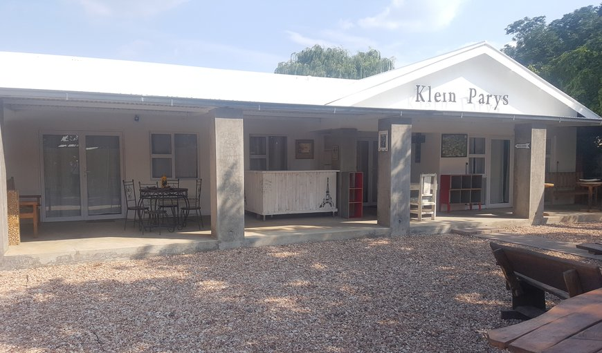 Welcome to Klein Parys in Parys, Free State Province, South Africa