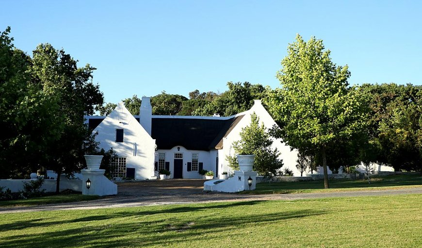 San Gabriel Historic Guest Cottages in Somerset West, Western Cape , South Africa