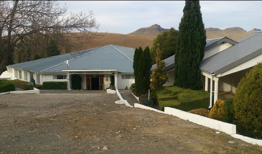 Mountain Shadows Hotel in Elliot, Eastern Cape, South Africa