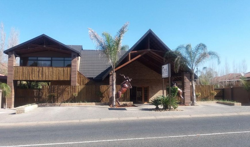 Hillcrest Guesthouse in Kimberley, Northern Cape, South Africa
