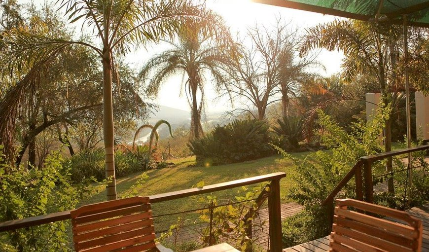 Gorgeous setting and views from balcony in Pongola, KwaZulu-Natal, South Africa