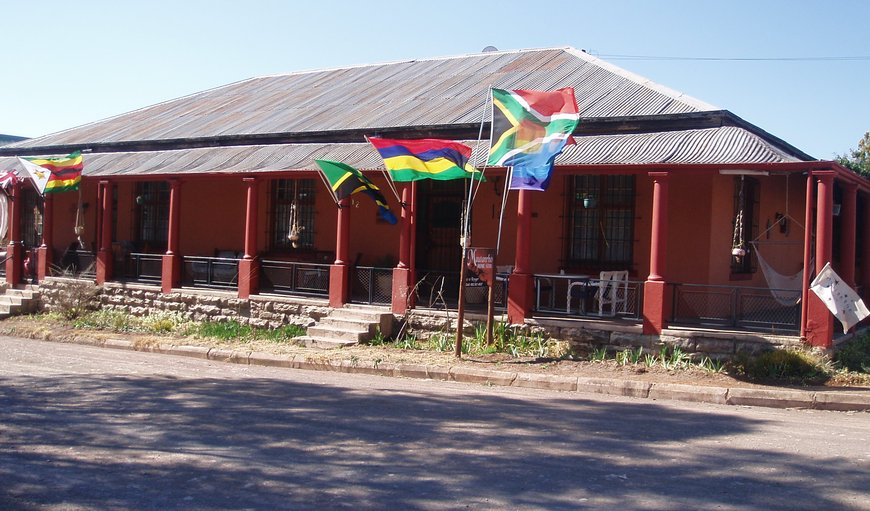 Street View in Steynsburg, Eastern Cape, South Africa