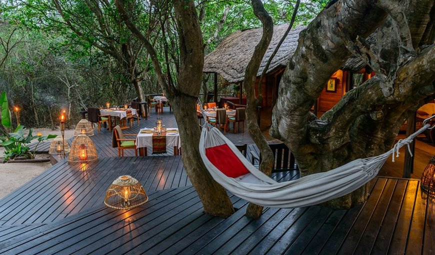 Kosi Forest Lodge in Manguzi (Kosi Bay), KwaZulu-Natal, South Africa