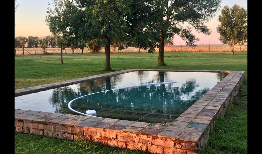Leeukuil Farm Lodge in Sannieshof, North West Province, South Africa