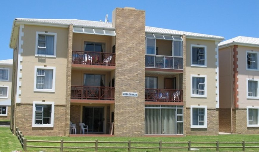 Apartment block in Hartenbos, Western Cape, South Africa