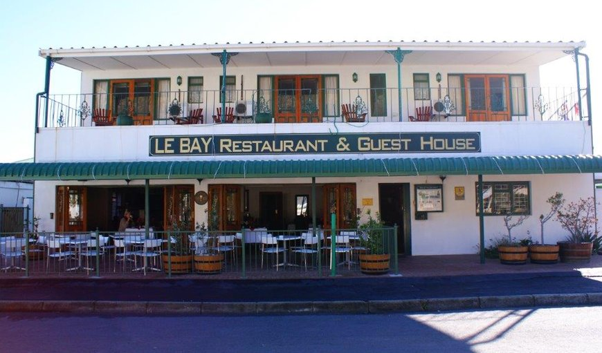 Welcome to Le Bay Lodge in Gordon's Bay, Western Cape , South Africa