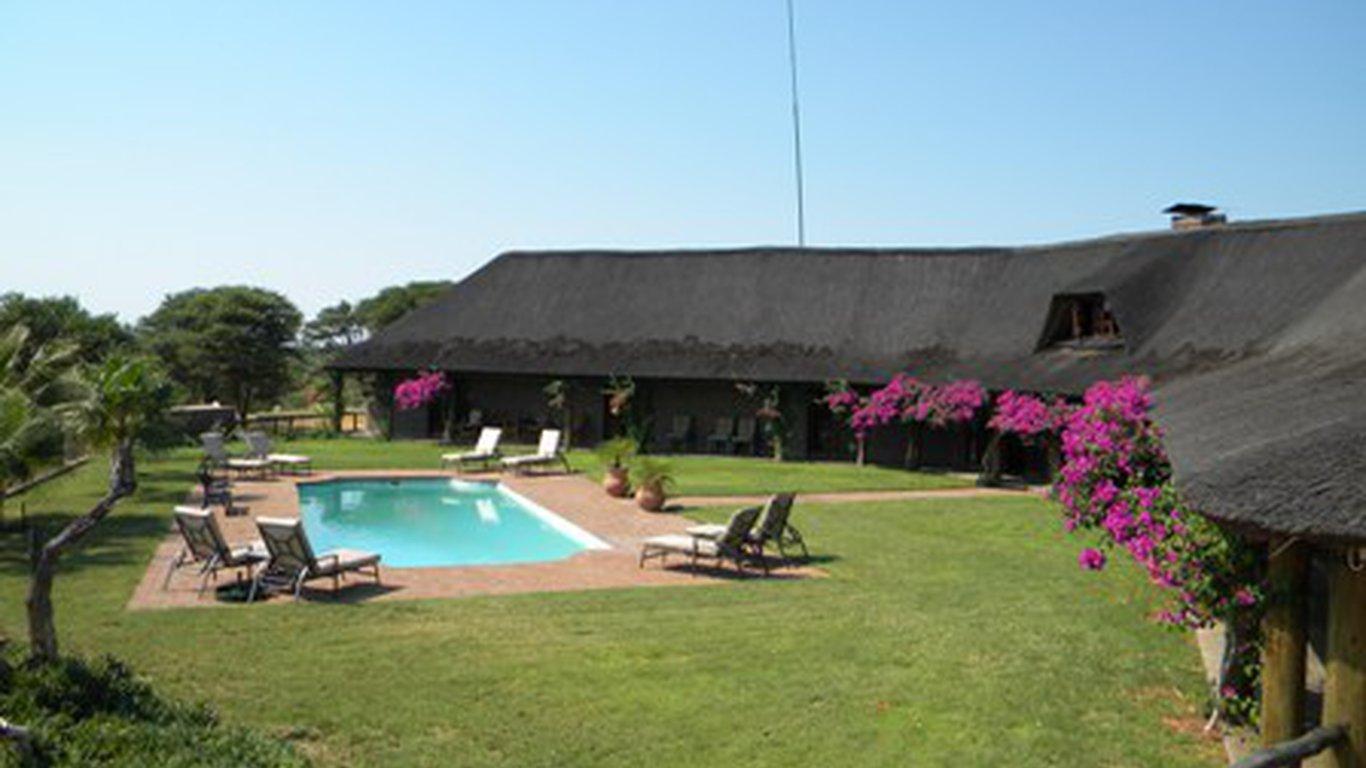 Kalahari Rangers Lodge In Kuruman