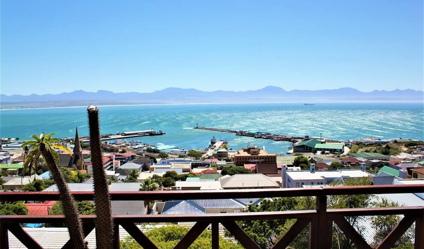 View in Mossel Bay, Western Cape, South Africa
