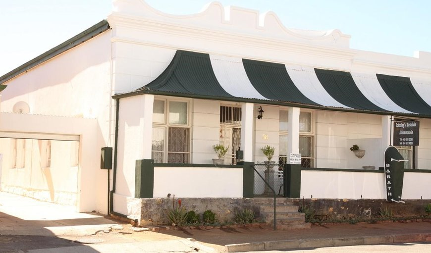 Schooling's Guesthouse in Cradock, Eastern Cape, South Africa