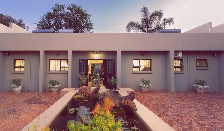 Welcome to Three Olives Guest House in Eldoraigne, Centurion, Gauteng, South Africa
