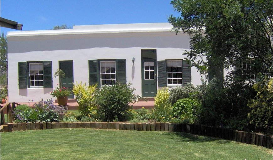 Welcome to Finchley Farm Cottages. in Willowmore, Eastern Cape, South Africa