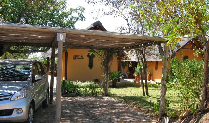 Carport offering covered space to 2 cars in Phalaborwa, Limpopo, South Africa