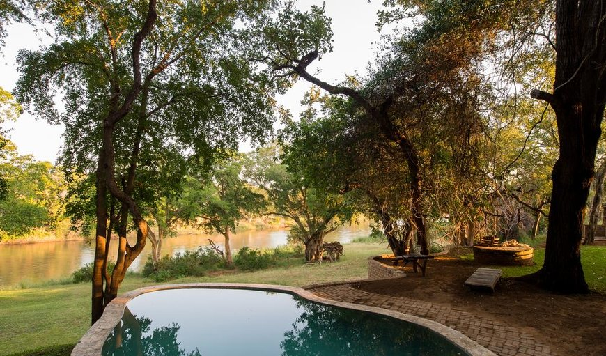Pool in Phalaborwa, Limpopo, South Africa