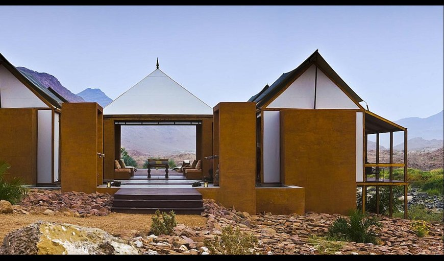 Welcome to Okahirongo River Camp in Marienfluss, Kunene, Namibia
