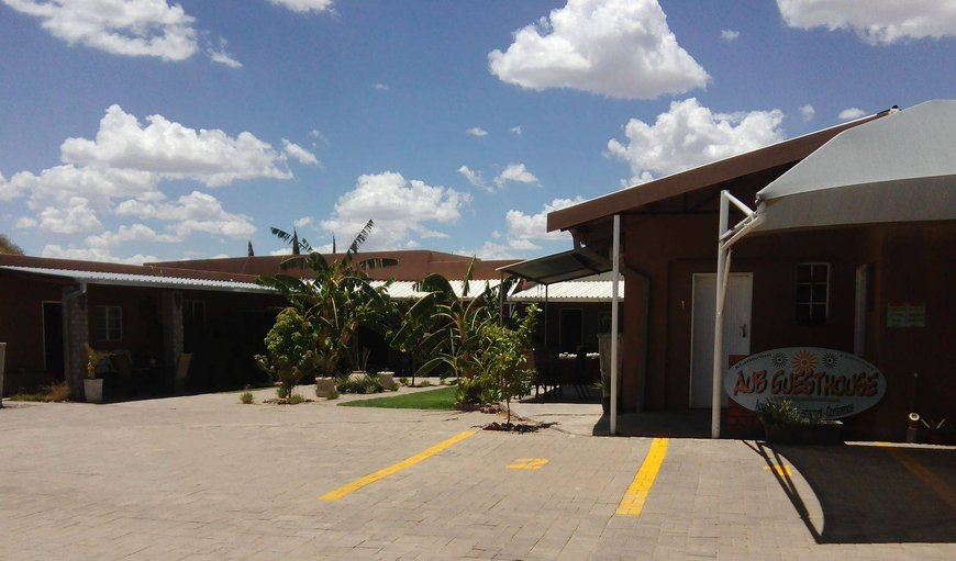 Aub Guesthouse in Mariental, Hardap, Namibia