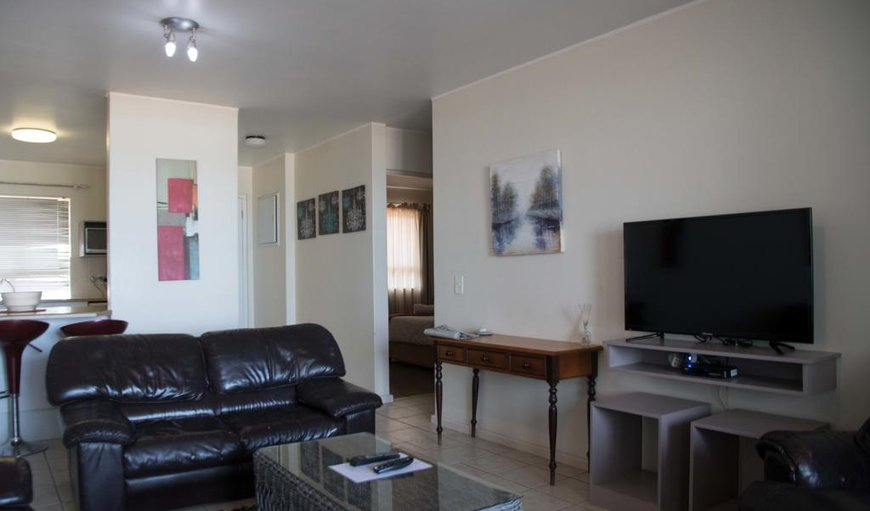 Lounge- Two Bedroom Apartment