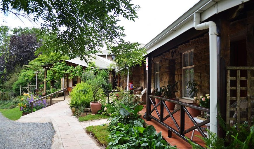 Welcome to Country Lane Bed and Breakfast in Howick, KwaZulu-Natal , South Africa