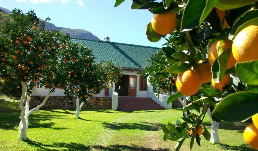 Boschkloof Farm Cottages in Citrusdal, Western Cape, South Africa