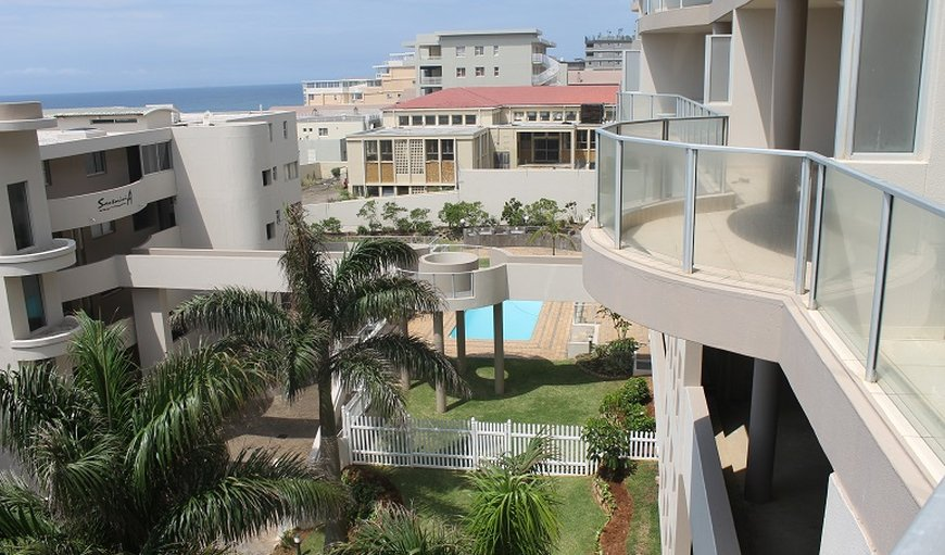 Apartment view in Margate, KwaZulu-Natal , South Africa