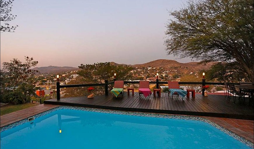 Hilltop Guest House in Windhoek, Khomas, Namibia