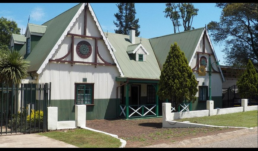 Welcome to A Pilgrim's Rest Guest House. in Graskop, Mpumalanga, South Africa