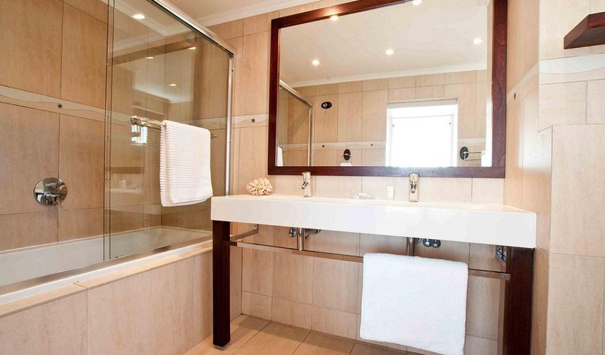 Full en-suite, main bathroom