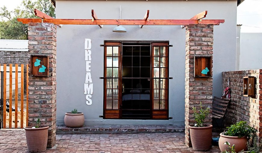 Welcome to Dreams Guesthouse in Beaufort West, Western Cape , South Africa