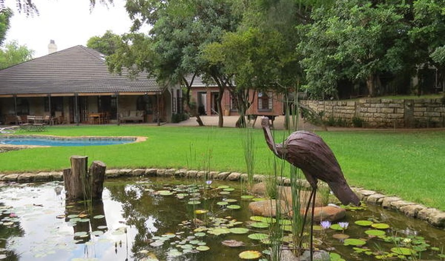 Welcome to Waverley Guest House in Waverley, Johannesburg (Joburg), Gauteng, South Africa