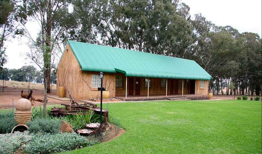 Erfdeel Accommodation and Functions in Walkerville, Gauteng, South Africa