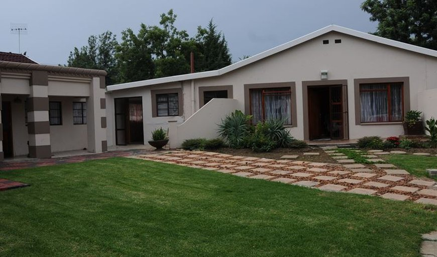 Outside view in Ladysmith, KwaZulu-Natal, South Africa