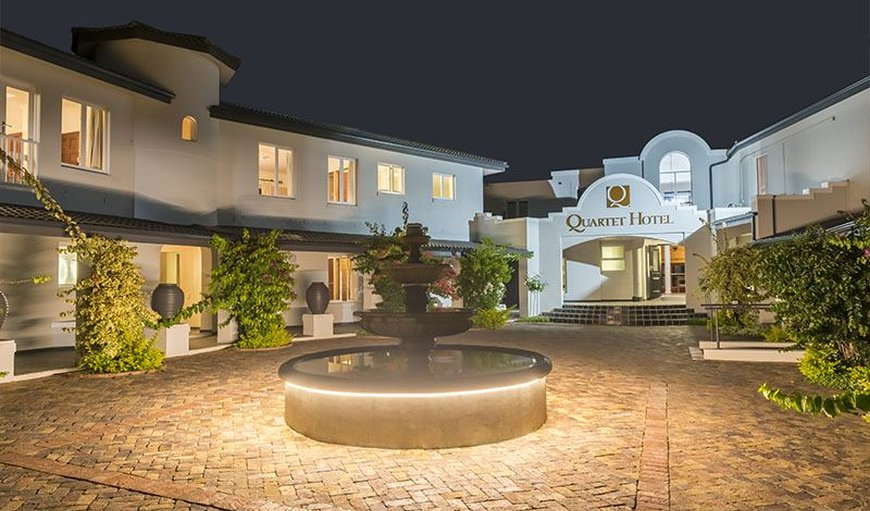 Quartet Hotel and Garden Suites in Plettenberg Bay, Western Cape , South Africa