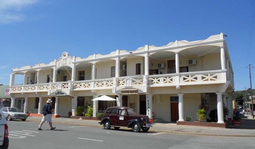 The Heidelberg Hotel in Heidelberg (Western Cape), Western Cape, South Africa