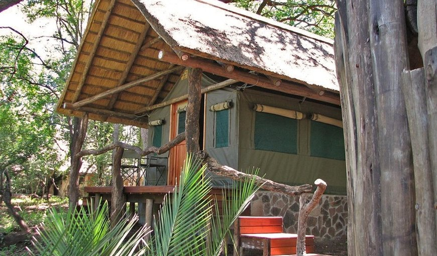 Tented cottage in Swaziland, Swaziland, Eswatini (Swaziland)