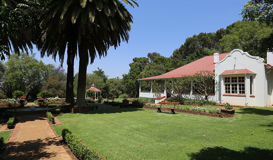 Heritage house in Magaliesburg, Gauteng, South Africa
