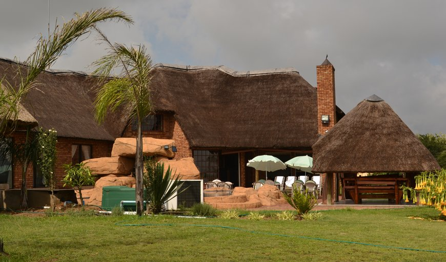 Mi Casa Lodge in Midrand, Gauteng, South Africa