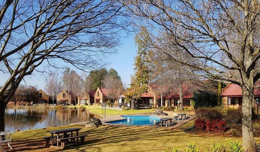 Critchley Hackle Lodge in Dullstroom, Mpumalanga, South Africa