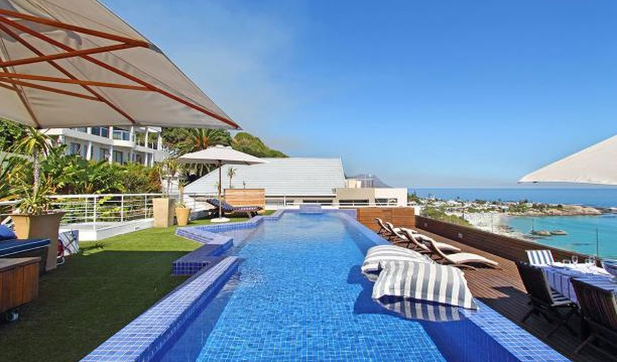Welcome to White Cliffs Penthouse. in Clifton, Cape Town, Western Cape , South Africa