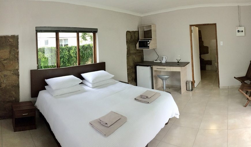 Sandstone Bedroom 1 in  Panorama, Kroonstad, Free State Province, South Africa