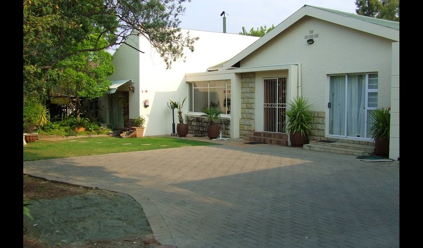 Welcome to Anri Guesthouse in Dan Pienaar, Bloemfontein, Free State Province, South Africa