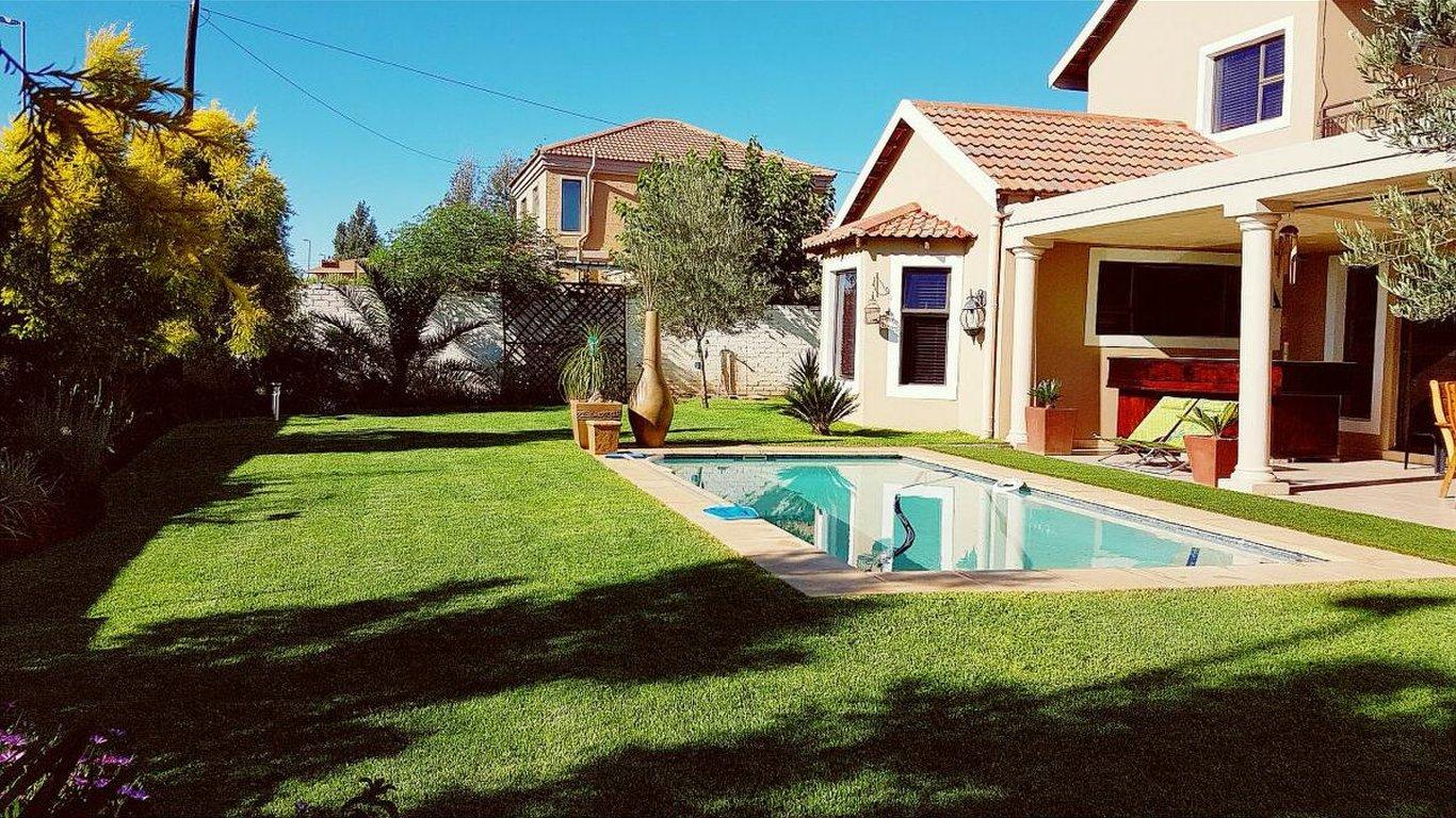 olive garden guesthouse in langenhoven park, bloemfontein — best