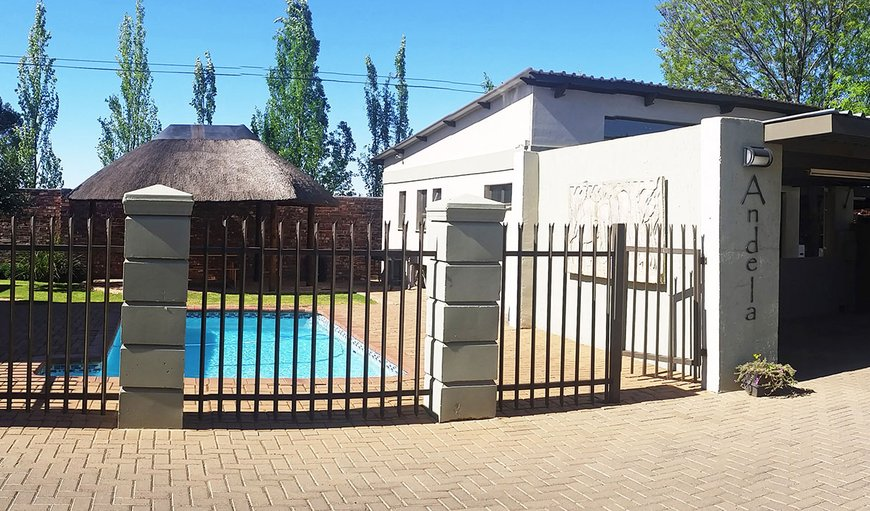 Andela Guest House in Universitas, Bloemfontein, Free State Province, South Africa
