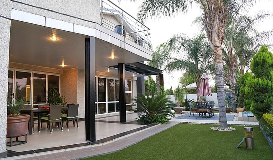 Welcome to Cycad Palm Boutique Guest House in Gaborone, South East District, Botswana