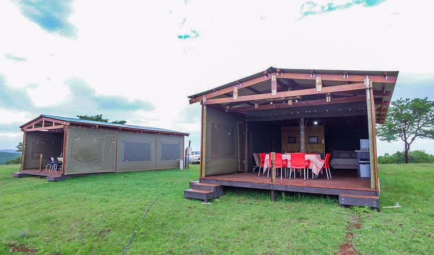 luxury Family Tents in Jeffreys Bay, Eastern Cape, South Africa