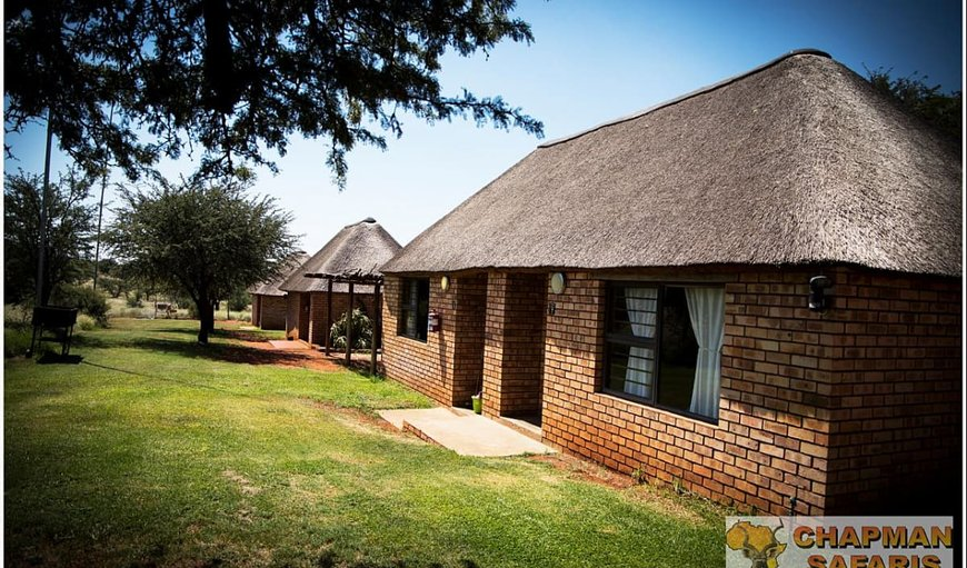 Chapman Safaris Game Lodge in Kuruman, Northern Cape, South Africa