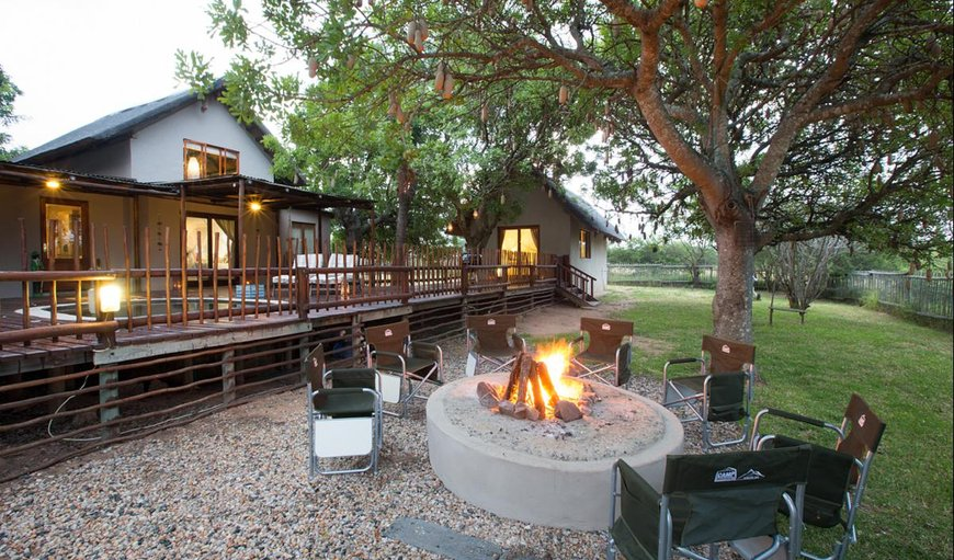 Ngama Tented Safari Lodge - Bush House - Self Catering in Hoedspruit, Limpopo, South Africa