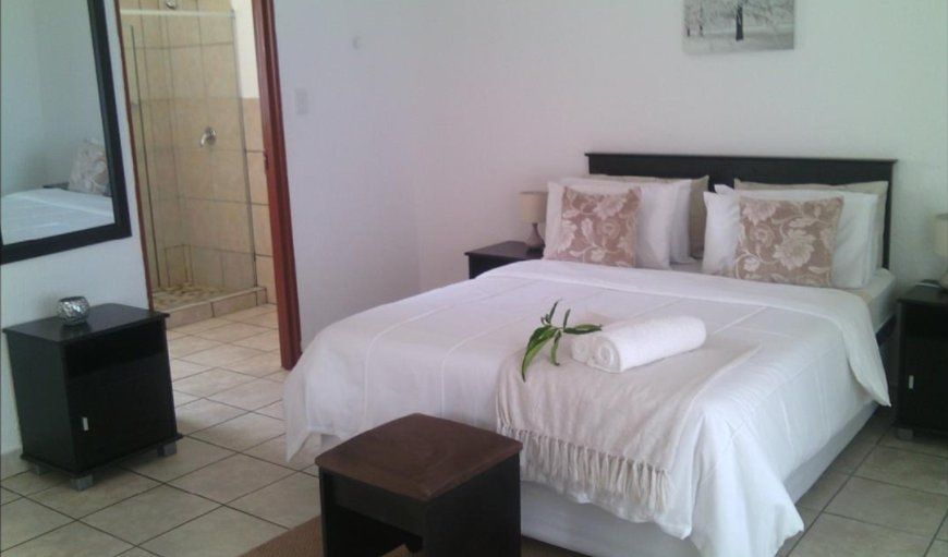 Double or Twin Room with en-suite bathroom with air-con and selected DSTV channels.