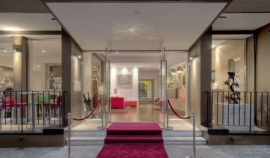 Welcome to The Ascot Boutique Hotel in Norwood, Johannesburg (Joburg), Gauteng, South Africa