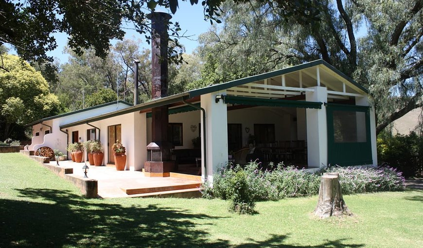 Welcome to the stunning Red Barn - The Homestead in Dullstroom, Mpumalanga, South Africa