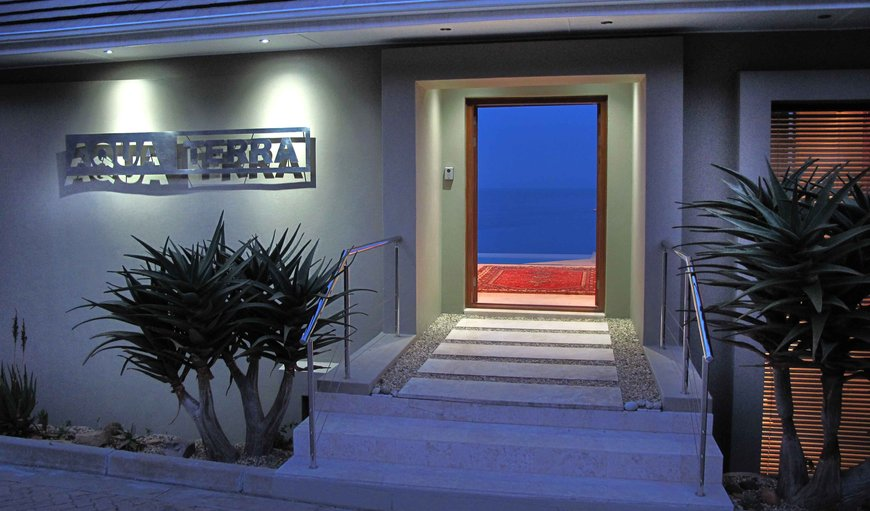 Welcome to Aqua Terra. in Simon's Town, Cape Town, Western Cape, South Africa