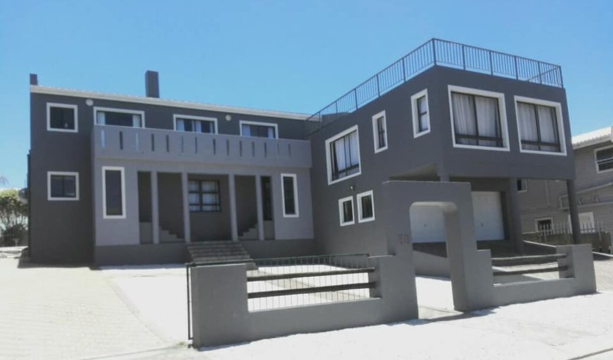 Main House in Wavecrest, Jeffreys Bay, Eastern Cape, South Africa